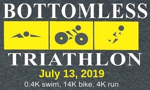 Bottomless Triathlon